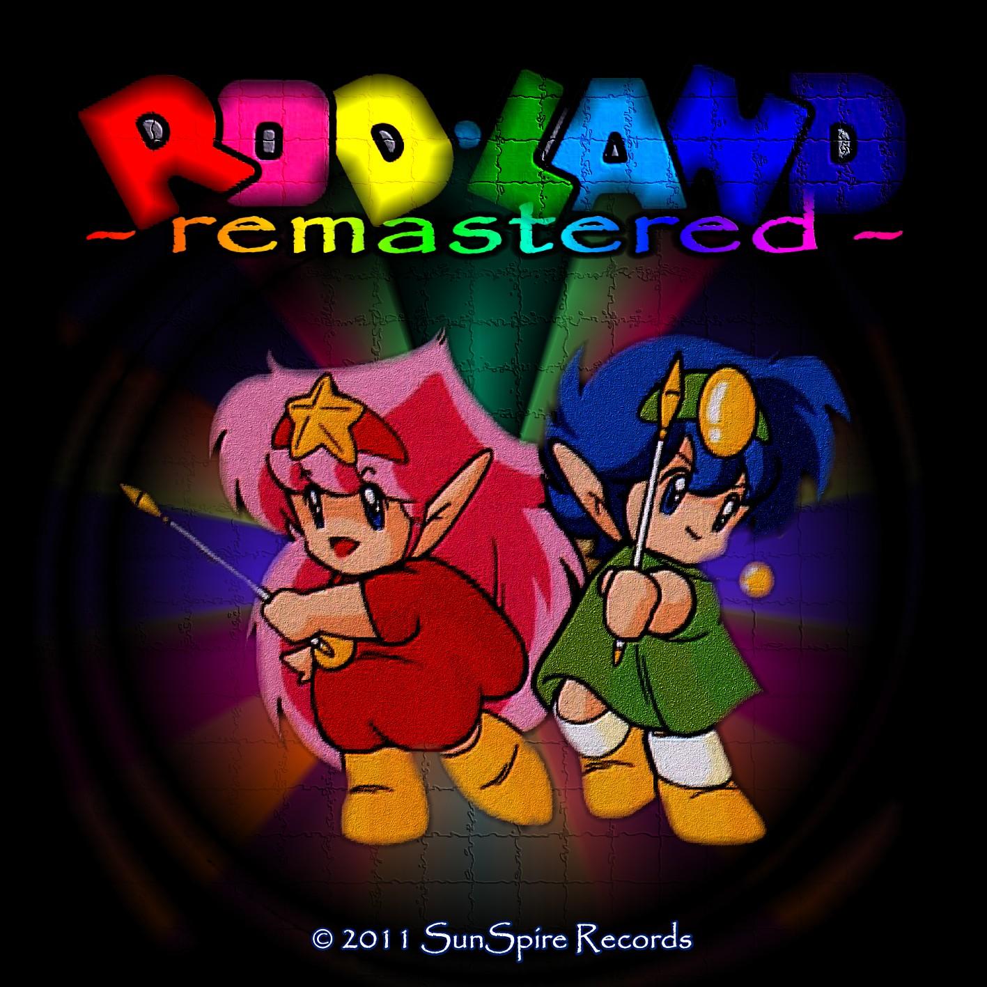Rodland Remastered by SunSpire